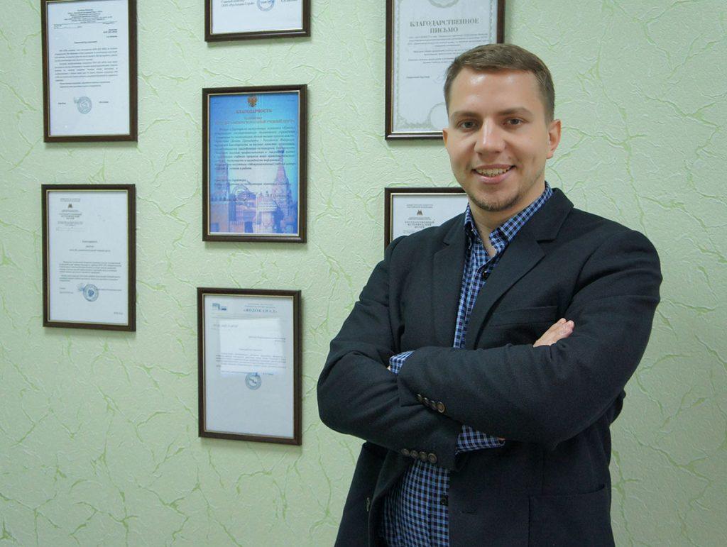 Специалист информационных технологий Мельник Денис Олегович