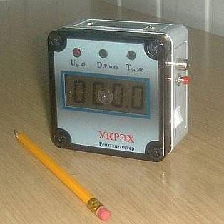 Устройство контроля радиационных и электрических характеристик